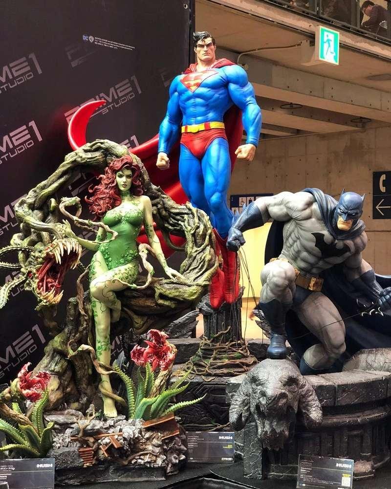DC Comics - Poison Ivy - 1/3 statue Ivy_010