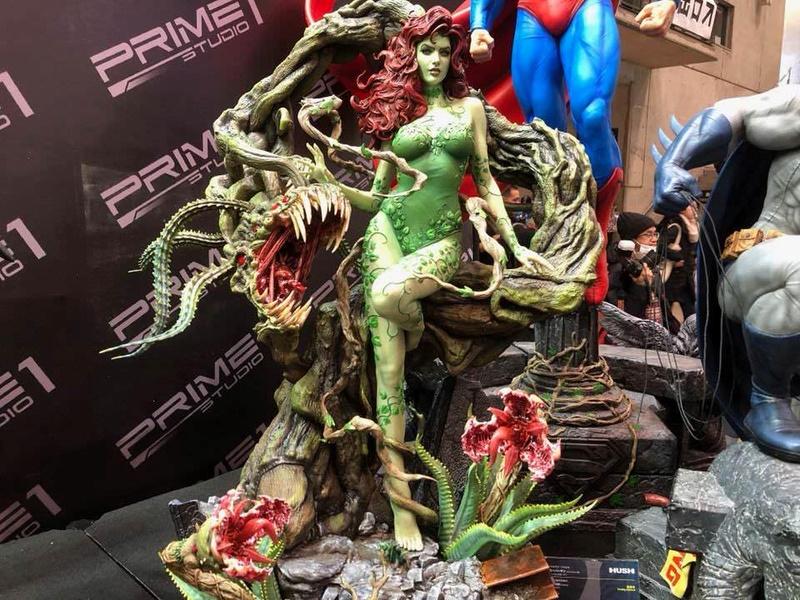DC Comics - Poison Ivy - 1/3 statue Ivy_310