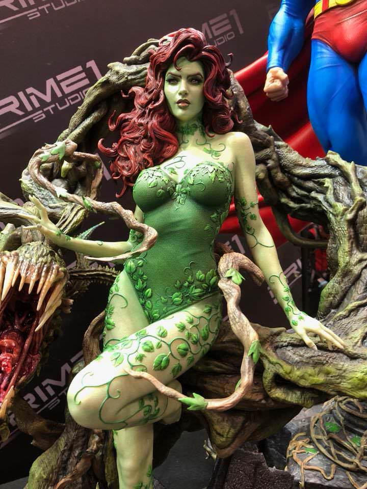 DC Comics - Poison Ivy - 1/3 statue Ivy_610