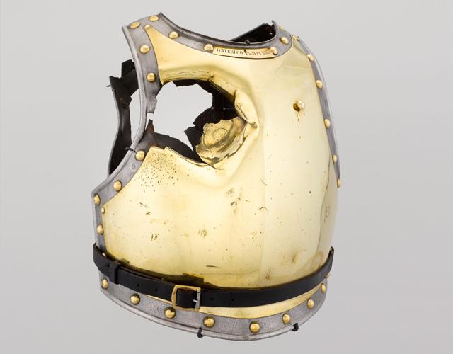 Sabre baïonnette modèle 1866 de Tulle avec impact 11-53310
