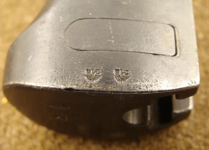 Boite de nettoyage Mauser 98K 97557410