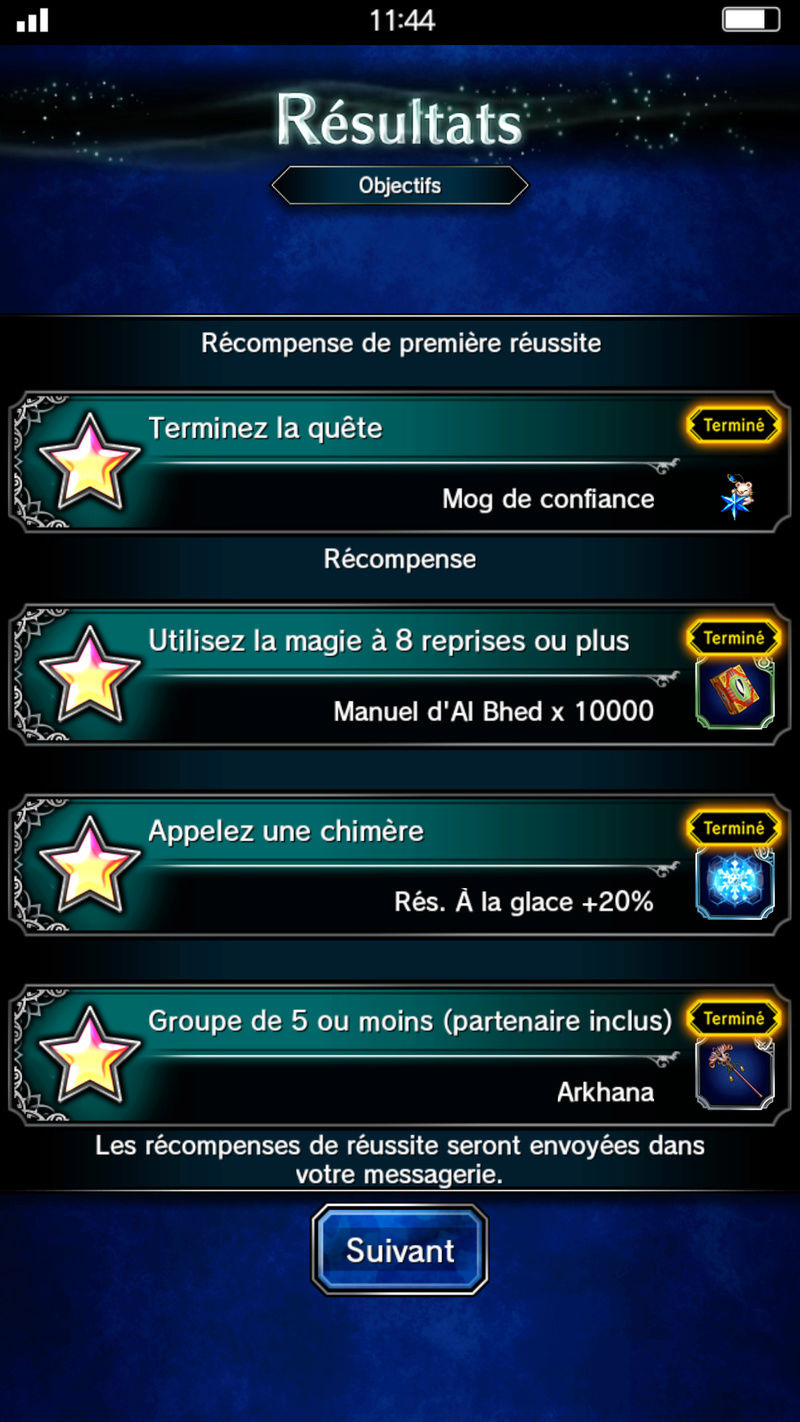 Evenement FFX - Mont Gagazet (Exploration) Screen24