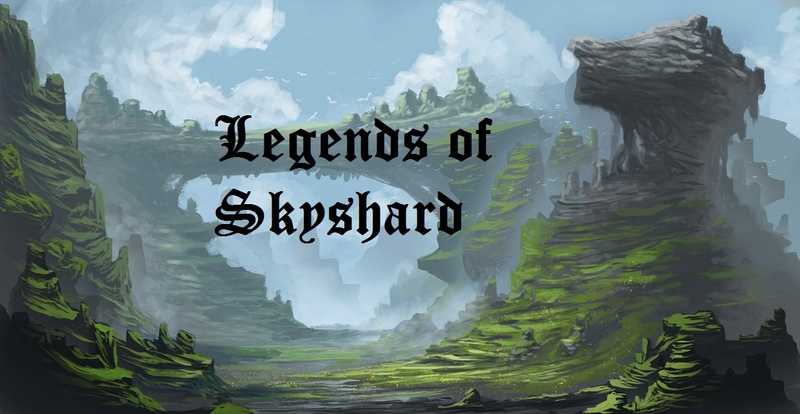 Legends of Skyshard