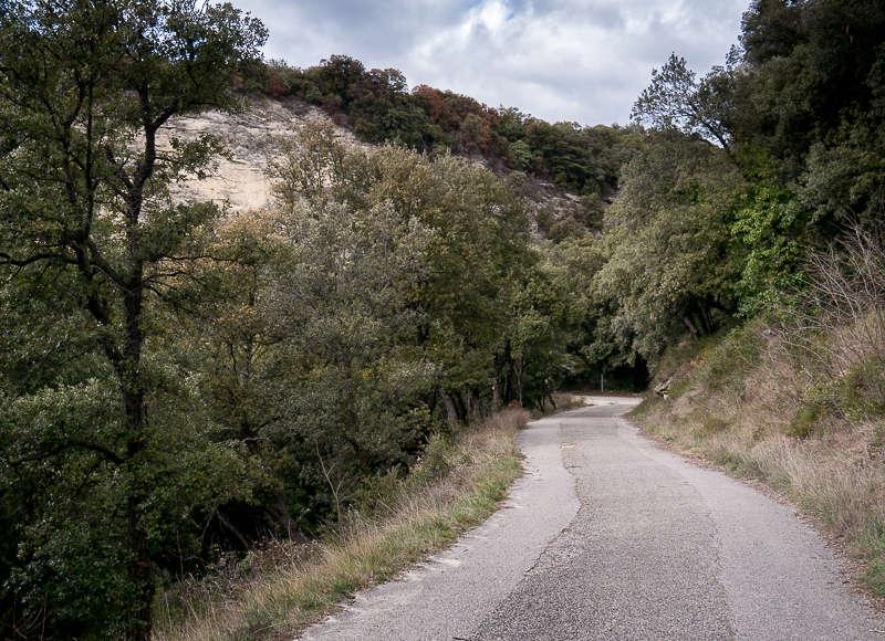 Cité troglodytique du Barry Chemin10