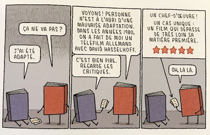 Tom Gauld Cuisin10