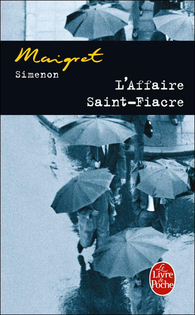 Georges Simenon L-affa10
