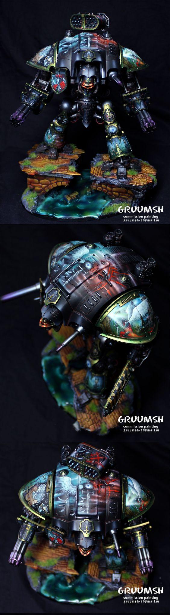 figurines de rêve Knight10