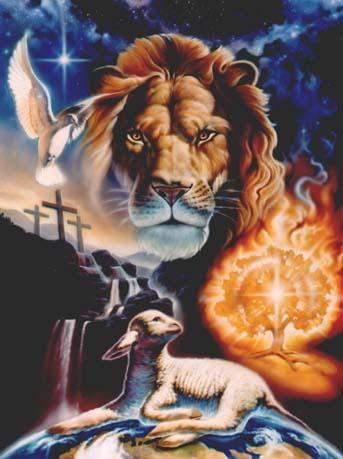 Poster vos Images Religieuses préférées!!! - Page 4 Lion_d10