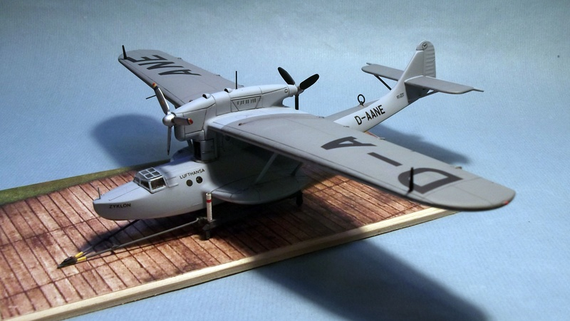 (Matchbox) Dornier Do 18 - 1/72 - Page 3 Dscf7118