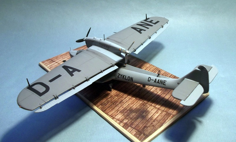 (Matchbox) Dornier Do 18 - 1/72 - Page 3 Dscf7119