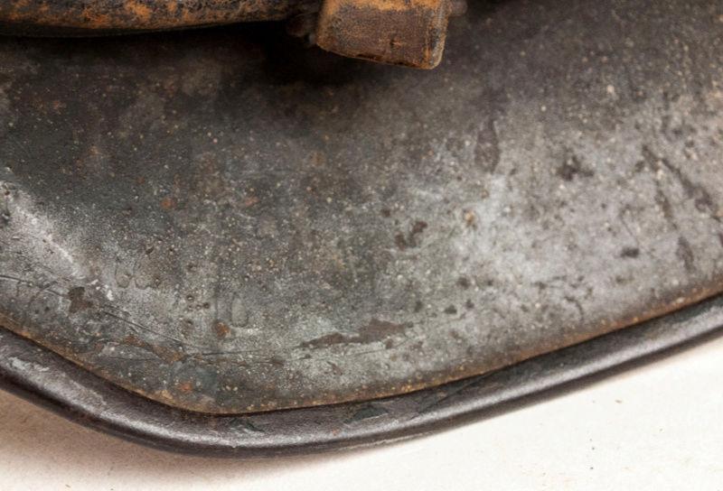 Identification casque M40 Kriegsmarine camo 20180222