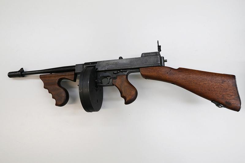 Pistolet-mitrailleur Thompson 1928 558a0410