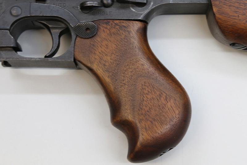 Pistolet-mitrailleur Thompson 1928 558a0411