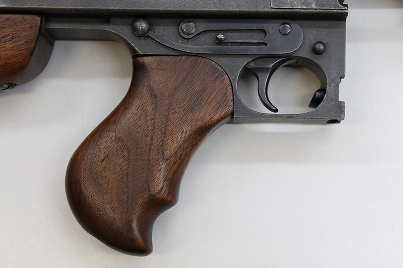 Pistolet-mitrailleur Thompson 1928 558a0412