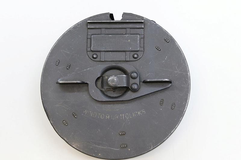 Pistolet-mitrailleur Thompson 1928 558a0418
