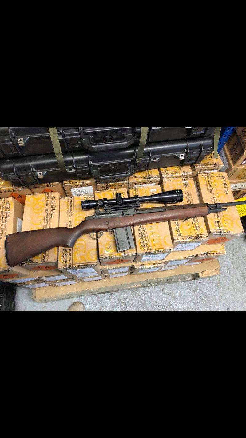 Garand M1 sniper  Screen31