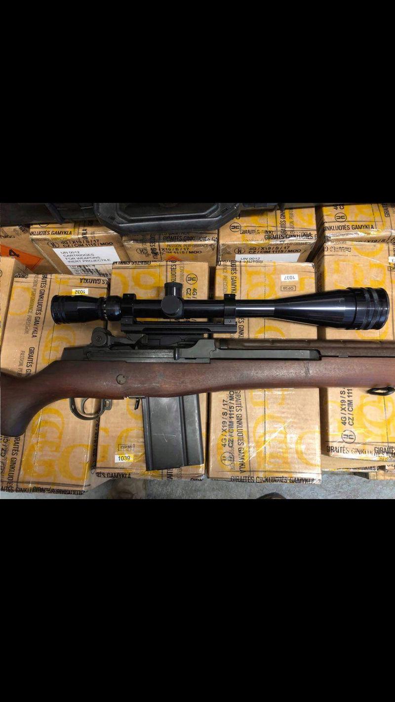 Garand M1 sniper  Screen32
