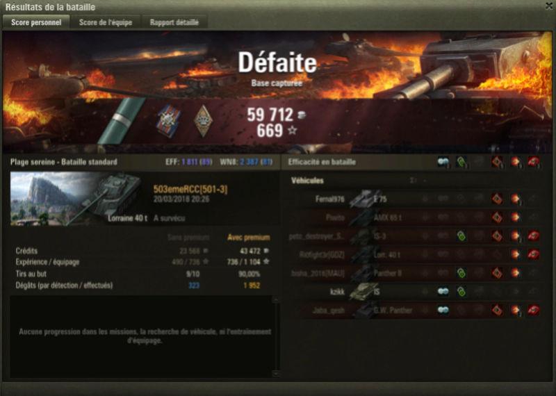 1ere marque d'excellence sur mon Lorraine 40T Captur43