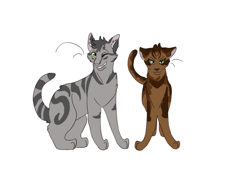 Pebblekit of WindClan Cats10