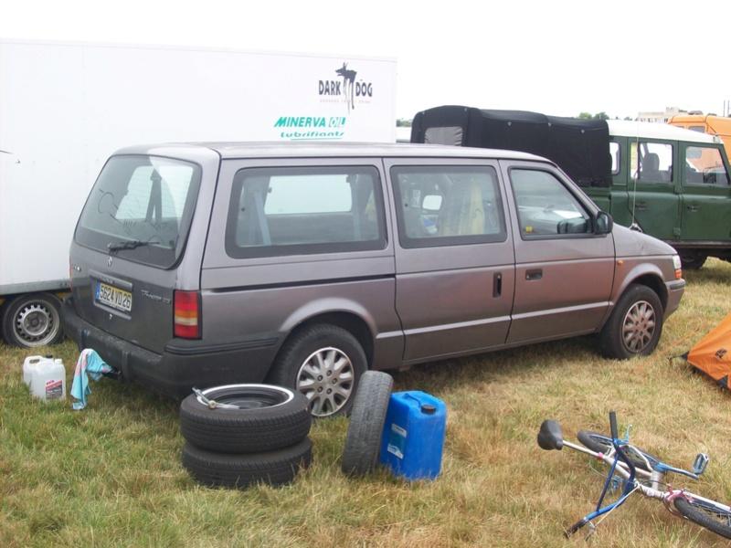Postez vos clichés de votre/vos minivans en sortie meeting 102_3410