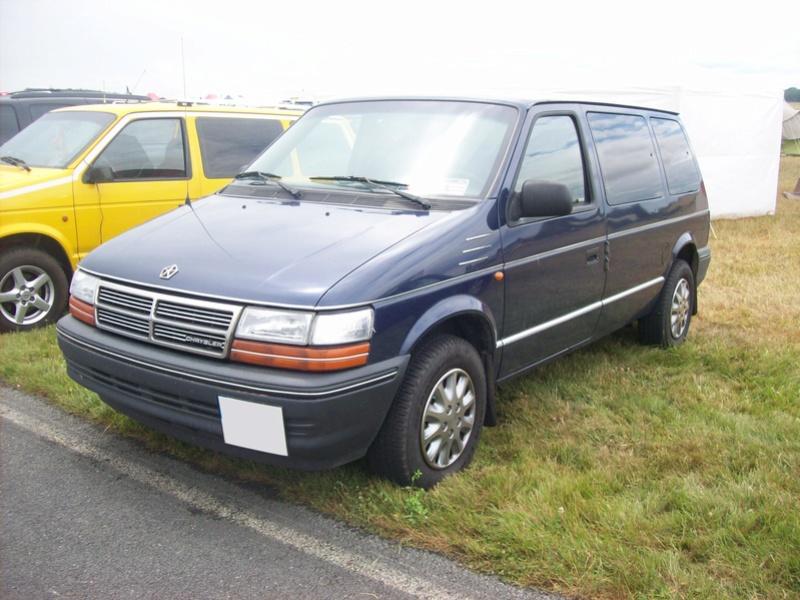 Postez vos clichés de votre/vos minivans en sortie meeting 102_3414