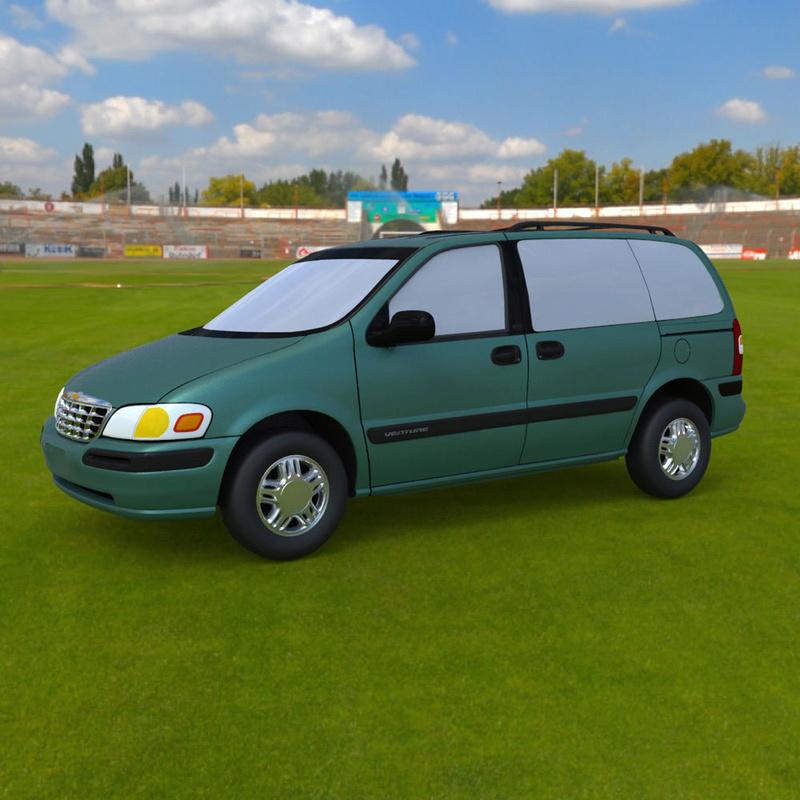 Chevrolet Lumina / Venture en 3D 1998-c10