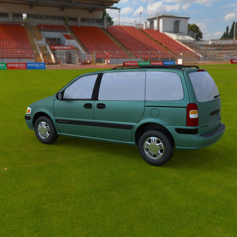 Chevrolet Lumina / Venture en 3D 1998-c11