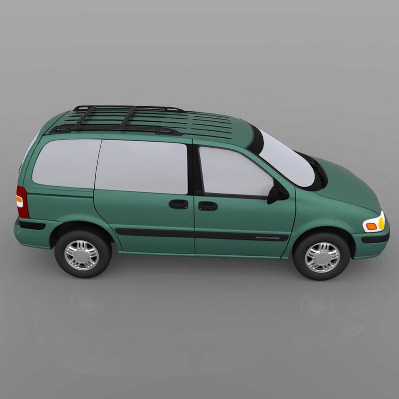 Chevrolet Lumina / Venture en 3D 1998-c16