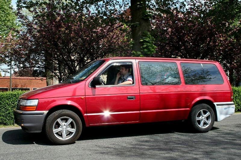 Postez vos clichés de votre/vos minivans en sortie meeting 2007at10