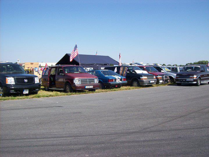 Postez vos clichés de votre/vos minivans en sortie meeting 22453810