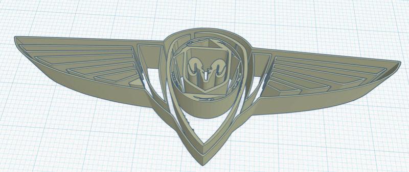 Le nouveau logo en 3D 29216410