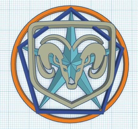 Le nouveau logo en 3D 29345410