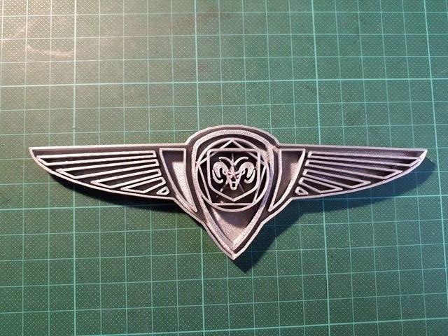 Le nouveau logo en 3D 29853410