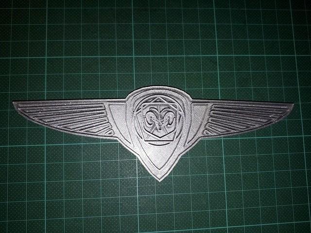 Le nouveau logo en 3D 29855110