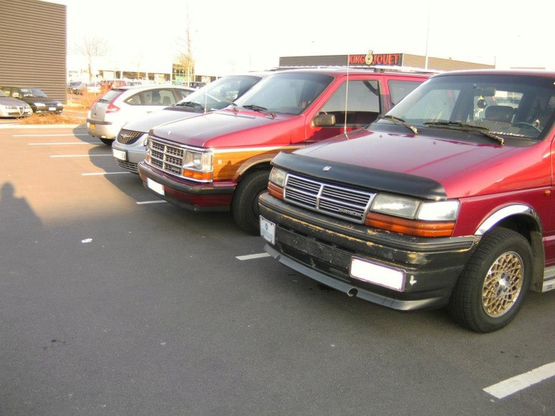 Postez vos clichés de votre/vos minivans en sortie meeting 54776710