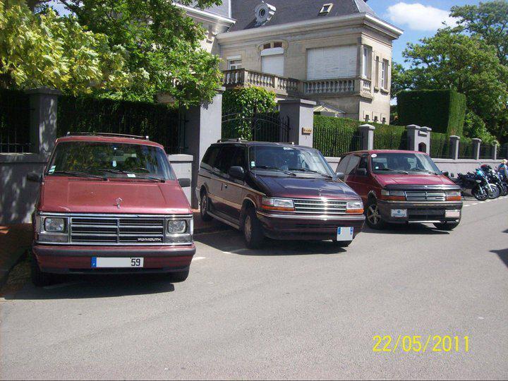 Postez vos clichés de votre/vos minivans en sortie meeting 55047810