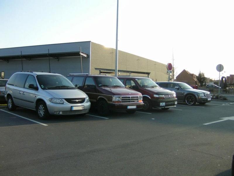 Postez vos clichés de votre/vos minivans en sortie meeting 55798910