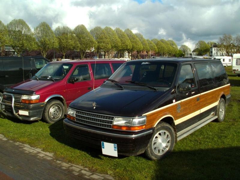 Postez vos clichés de votre/vos minivans en sortie meeting 57716710