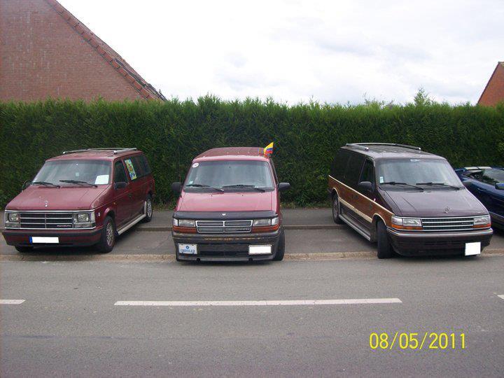 Postez vos clichés de votre/vos minivans en sortie meeting 60161510