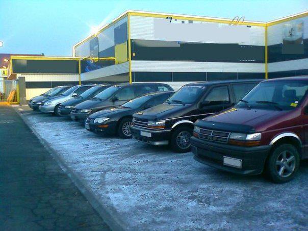 Postez vos clichés de votre/vos minivans en sortie meeting 60321110