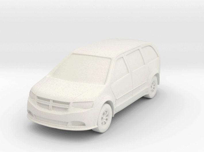 Un Minivan à l'impression 3D 710x5210