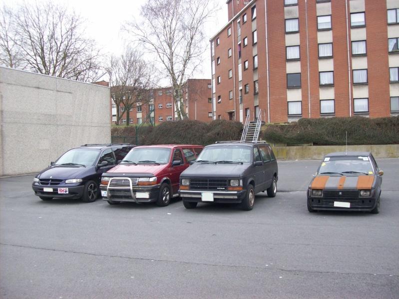 Postez vos clichés de votre/vos minivans en sortie meeting - Page 3 Disney10