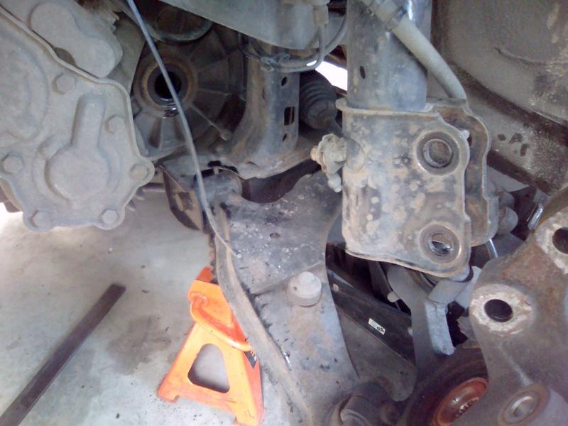 Remplacement du cardan côté conducteur (court) Pt 2.2 CRD Img_2379