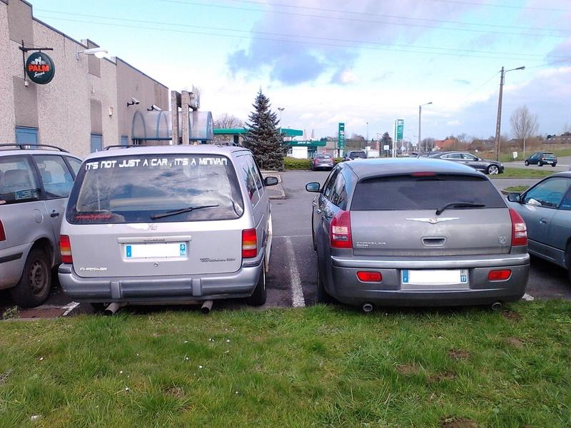 Postez vos clichés de votre/vos minivans en sortie meeting - Page 3 Img_2411