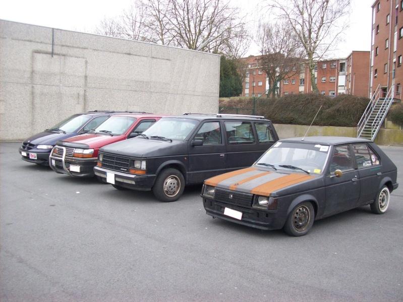 Postez vos clichés de votre/vos minivans en sortie meeting - Page 3 Photos11