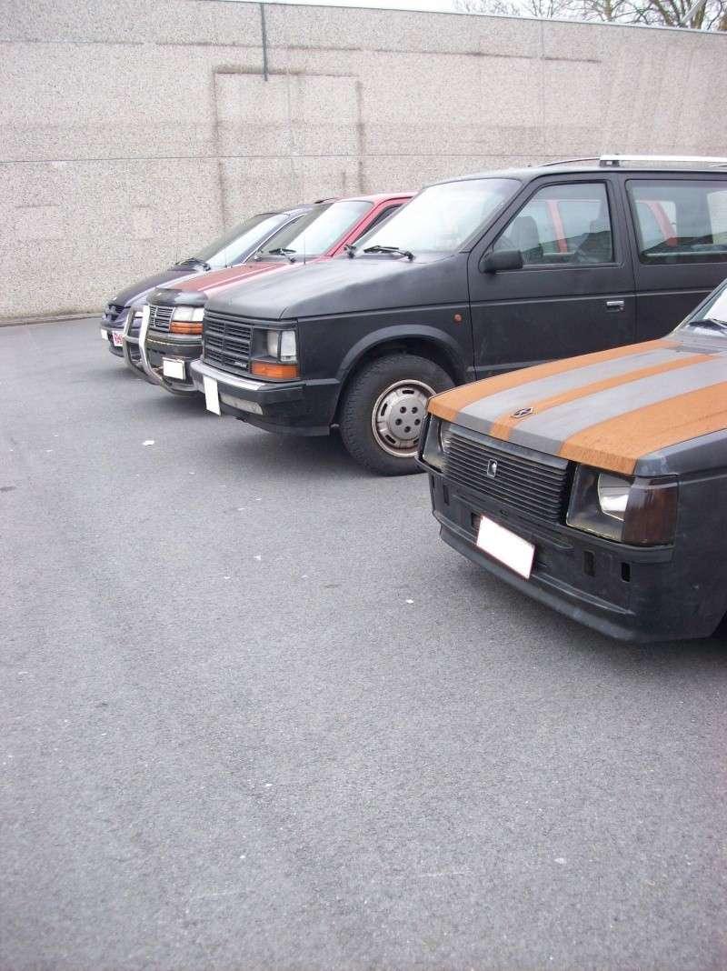 Postez vos clichés de votre/vos minivans en sortie meeting - Page 3 Photos12