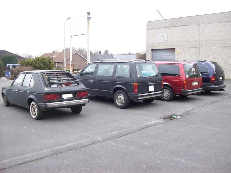 Postez vos clichés de votre/vos minivans en sortie meeting - Page 3 Photos13