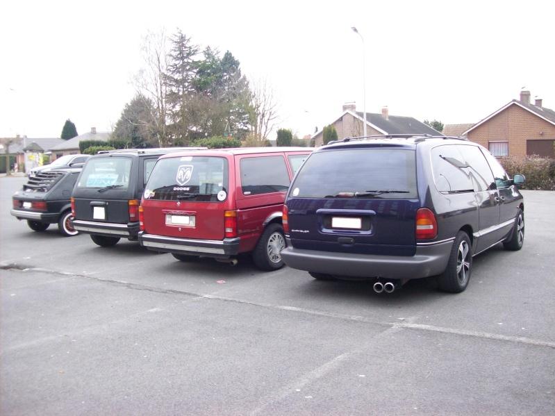 Postez vos clichés de votre/vos minivans en sortie meeting - Page 3 Photos14