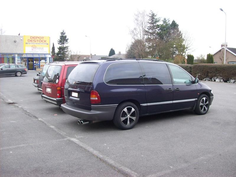 Postez vos clichés de votre/vos minivans en sortie meeting - Page 3 Photos15