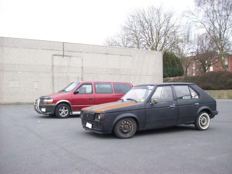 Postez vos clichés de votre/vos minivans en sortie meeting - Page 3 Photos21